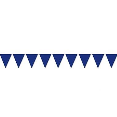Indoor/Outdoor Pennant Banner, 10