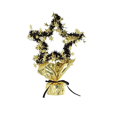 Star Gleam 'N Shape Centerpieces, 11-1/2