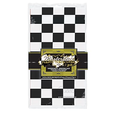 Checkered Tablecover, 54