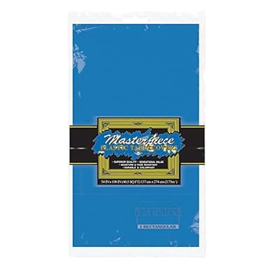 Plastic Rectangular Tablecover, 54