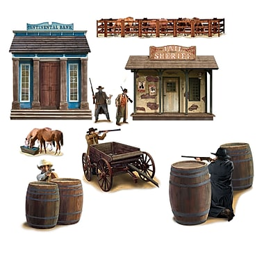 Wild West Shootout Props, 12