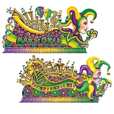 Mardi Gras Float Props, 5' 5