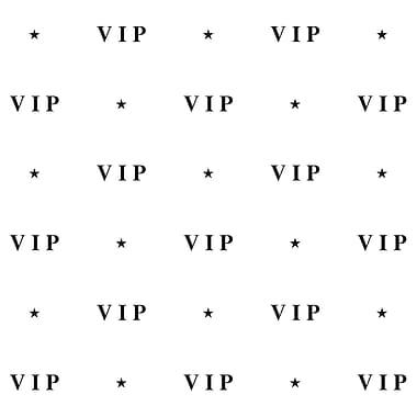 Toile de fond VIP, 4 x 30 pi