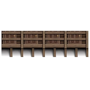 Bordure de balcon, 24 po x 30 pi, 2/paquet