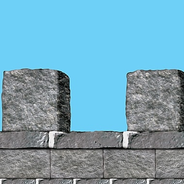 Stone Wall Border, 20