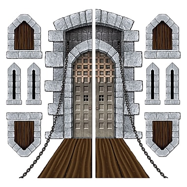 Castle Door & Window Props, 16