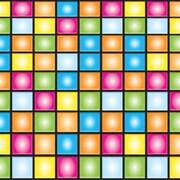 "Disco Border, 24"" x 30', 2/Pack"
