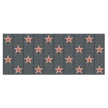 Award Star Backdrop, 4' x 30'