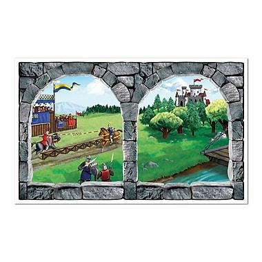 Castle Window Insta-View, 3' 2