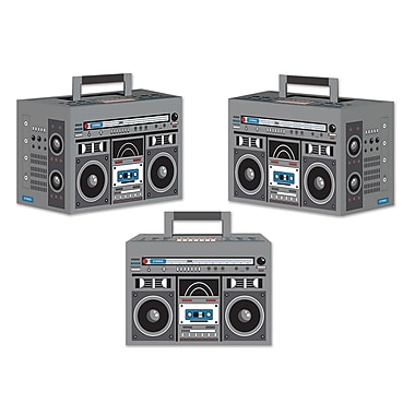 Boom Box Favor Boxes, 4
