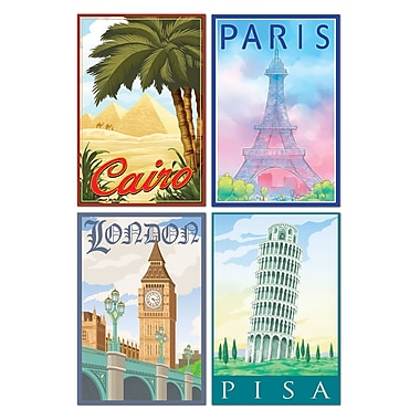 International Travel Cutouts, 16