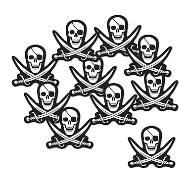 Mini Pirate Cutouts, 5