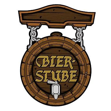 Bier Stube Cutout, 18