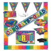 Beistle 10-Piece Graduation Party Kit