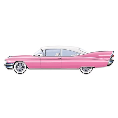 Jointed 50's Cruisin' Car, 6', 2/Pack