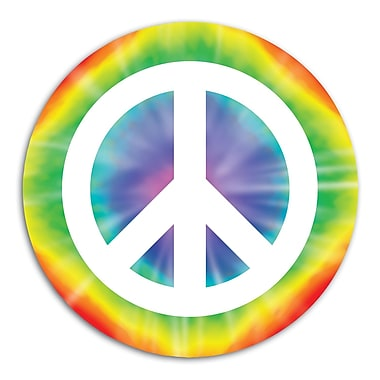 Peace Sign Cutout, 13-1/2