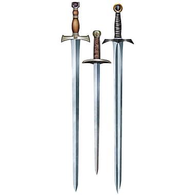 Medieval Sword Cutouts, 27