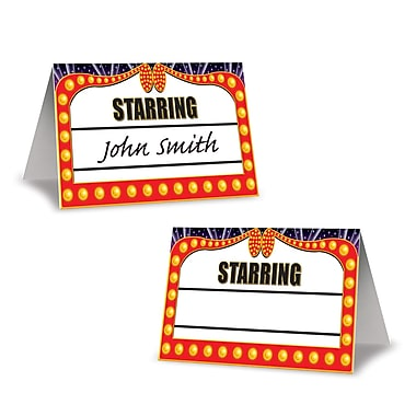 Awards Night Place Cards, 2-1/2