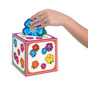 "Beistle Hula Baby Gift Card Box, 6"" x 6"""