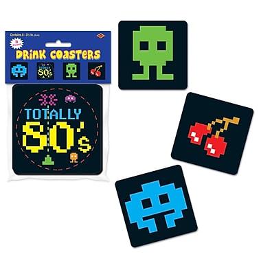 80's Coasters, 3-1/2