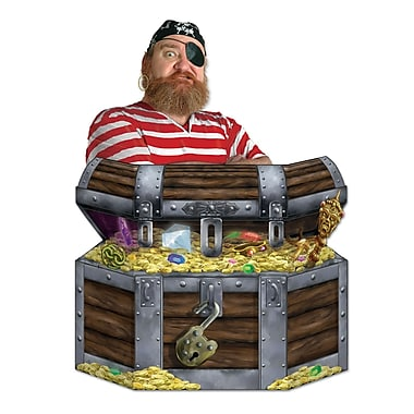 Treasure Chest Stand-Up, 34