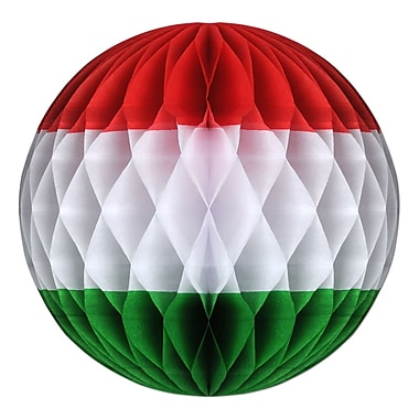 Tri-Color Tissue Ball, 12