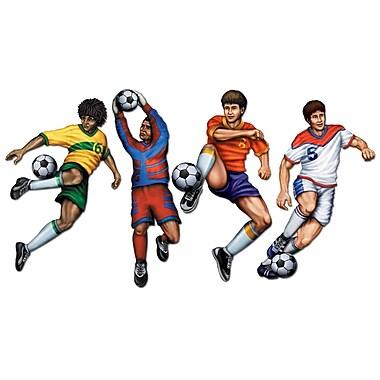 Soccer Cutouts, 20