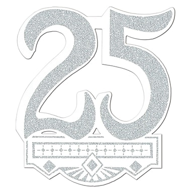 25th Anniversary Crest, 14