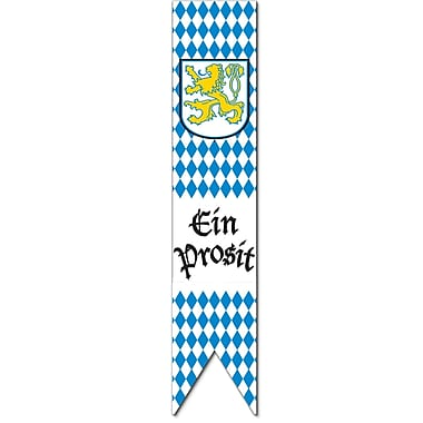 Beistle 6' Jointed Oktoberfest Pull Down Cutouts, 3/Pack