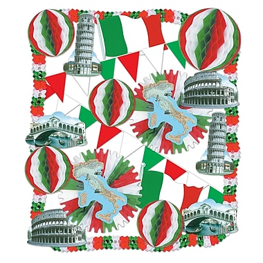 Italian Decorating Kit, Assorted Decorations