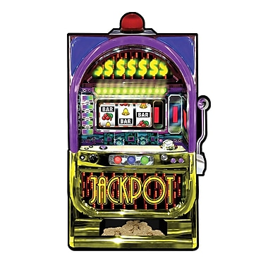 Slot Machine Cutout, 35