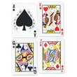 Beistle 17 1/2in. Playing Card Cutouts, 12/Pack