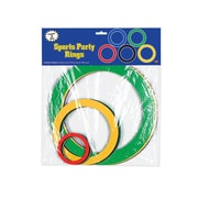Beistle Sports Party Rings, 30/Pack