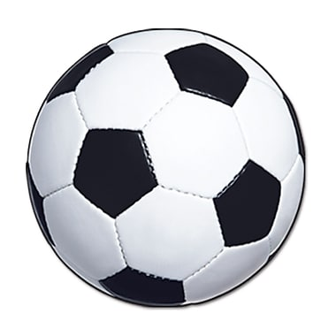 Soccer Ball Cutout, 13-1/2