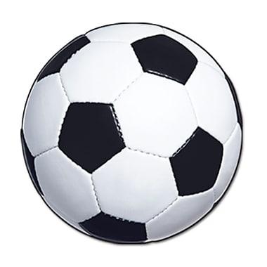 Découpe ballon de soccer, 13 1/2 po, 10/paquet