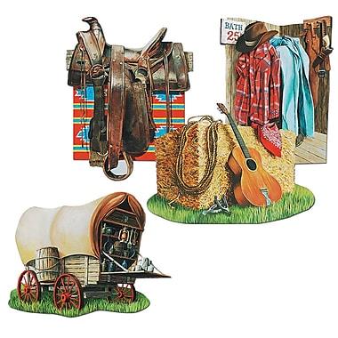 Cowboy Cutouts, 16