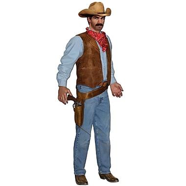 Cowboy articulé, 3 pi, 3/paquet