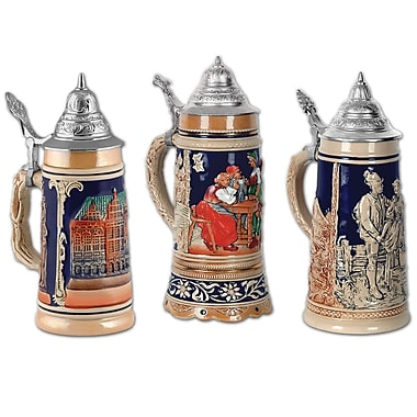 Beer Stein Cutouts, 18