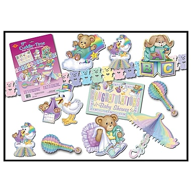 Pastel Cuddle-Time Party Kit