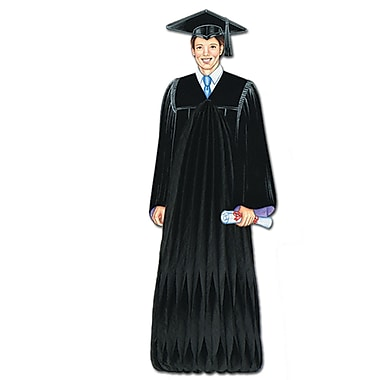 Male Graduate Centerpiece, 13