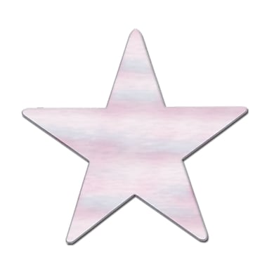 Mini Star Cutout, 5
