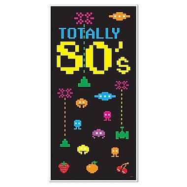 80's Door Cover, 30