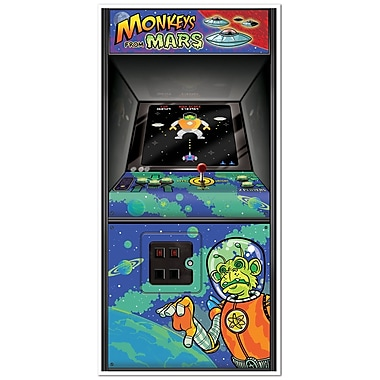 Arcade Game Door Cover, 30