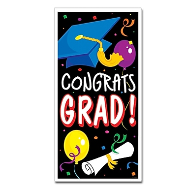 Congrats Grad Door Cover, 30