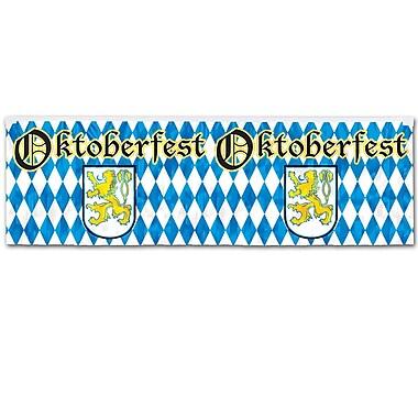 FR Metallic Oktoberfest Fringe Banner, 14