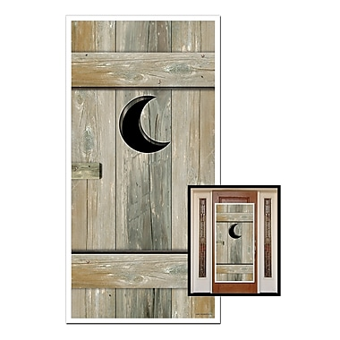 Outhouse Door Cover, 30