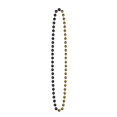 Beistle Jumbo Party Beads Necklace, 14 mm x 40