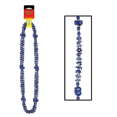 Beistle Oktoberfest Beads Of Expression Necklace, 38