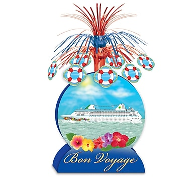 Cruise Ship Centerpiece, 13