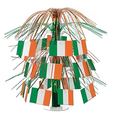 Irish Flag Cascade Centerpiece, 18